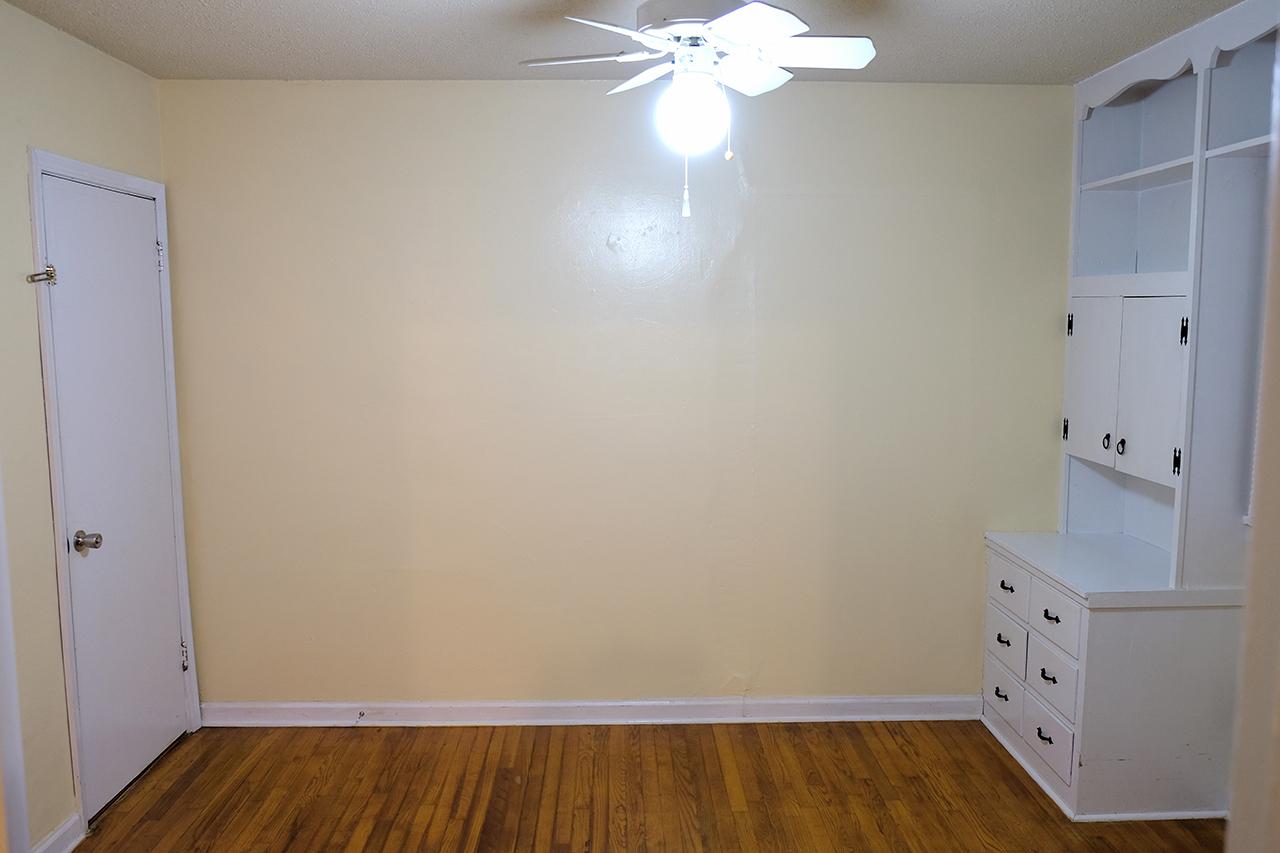 Bedroom 2 (northwest bedroom) - 102 South Kings Rent House